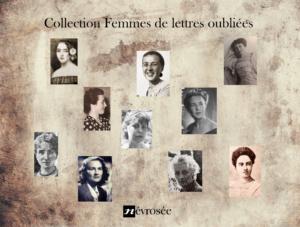 Collection Femmes de lettres oubliées