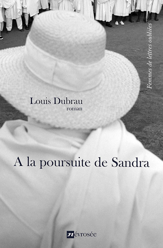 A la poursuite de Sandra - Louis Dubrau