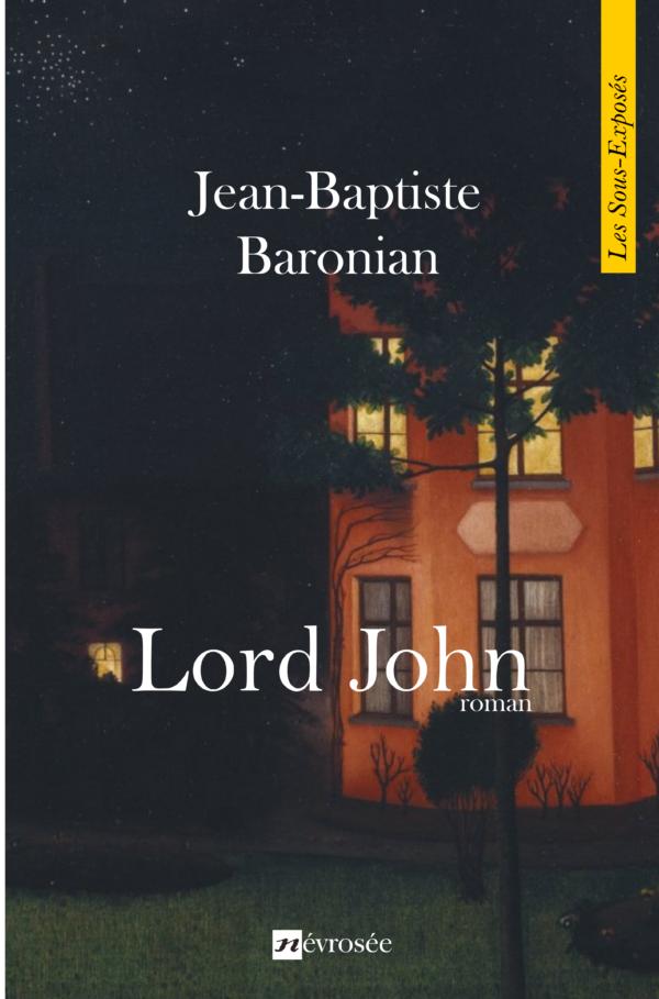 Jean-Baptiste Baronian Lord John Littérature belge